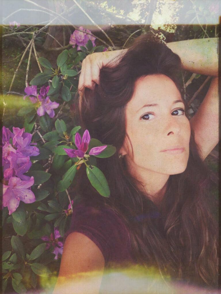 Schrijfster Liz Mavraki